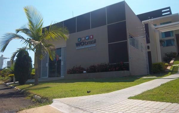 Escritório da WO Brasil em Jaboti-Pr